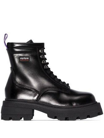Eytys Michigan Ankle Boots - Farfetch