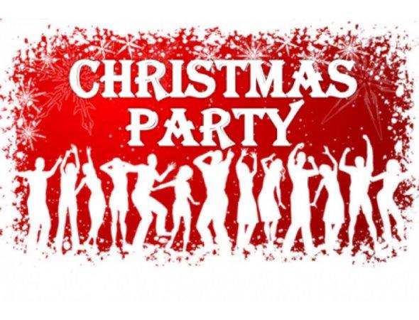 christmas party logo