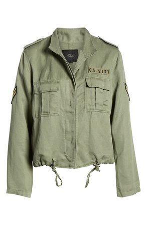 Rails Rowen Military Jacket | Nordstrom