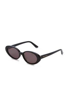 The Poet Round-Frame Acetate Sunglasses By Velvet Canyon | Moda Operandi