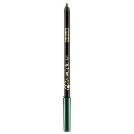 Eye of Horus Goddess Pencil; Emerald Tabular