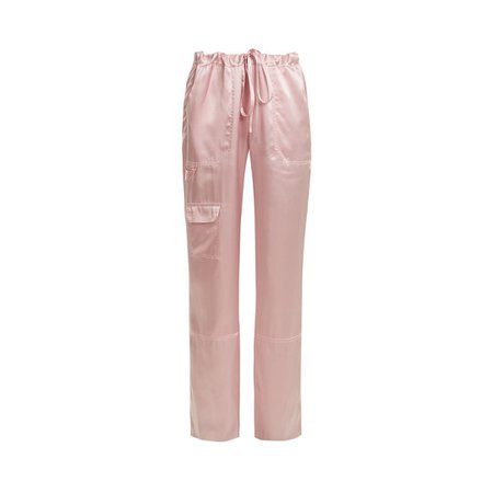 "AnOther Loves on Instagram: ""Pink and slinky 🎀 by @marques_almeida via @matchesfashion #anotherloves #love #trousers #satin"""