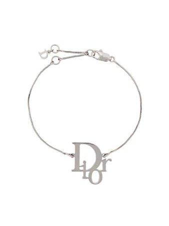 Christian Dior Vintage Bracelet à Logo - Farfetch