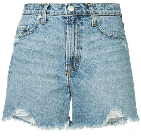 Nobody Denim regular shorts