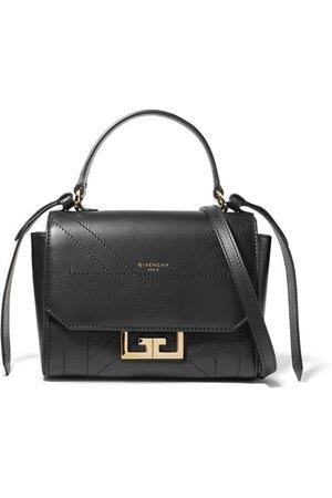 Givenchy | Eden mini leather shoulder bag | NET-A-PORTER.COM