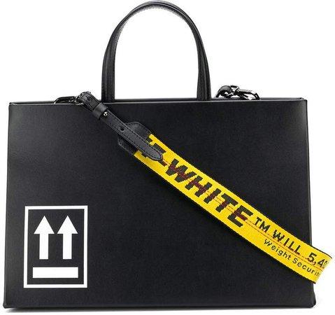large Box tote bag