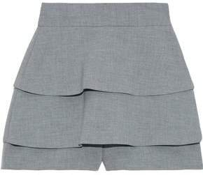 Isal Tiered Cady Shorts