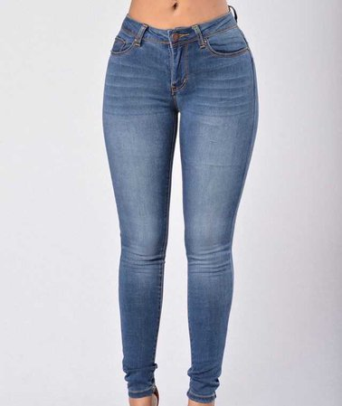 blue fashion nova jeans