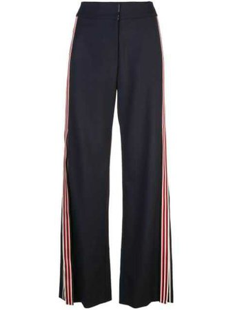 MONSE striped trousers