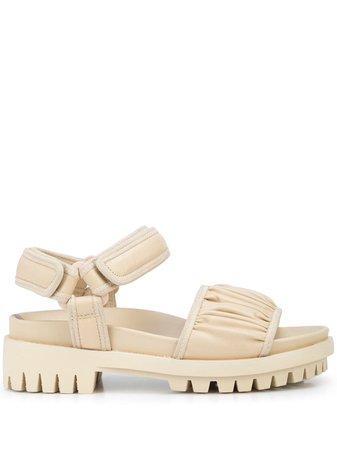 Sam Edelman Edythe Leather Summer Sandals - Farfetch