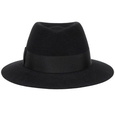 Felt Hat - Saint Laurent | Mytheresa