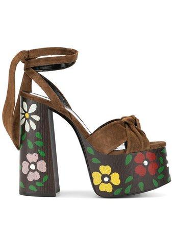 Saint Laurent Paige Sandals - Farfetch