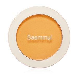 Saemmul Single Blusher #YE01 Honey Yellow