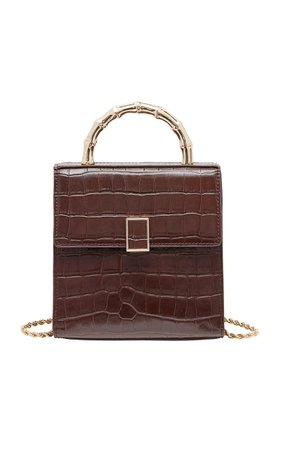 Loeffler Randall Tani Mini Leather Bag