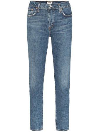 AGOLDE Toni Slim Fit Jeans - Farfetch
