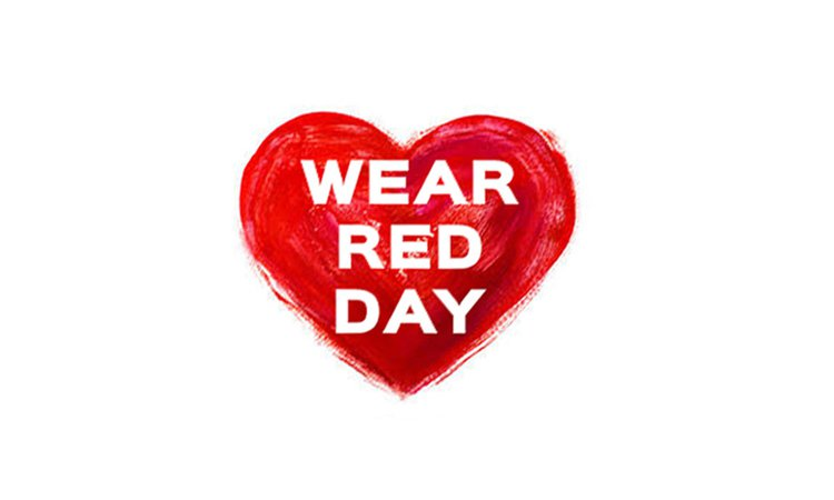 wear red day - Google'da Ara