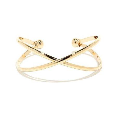 gold bracelets polyvore - Pesquisa Google