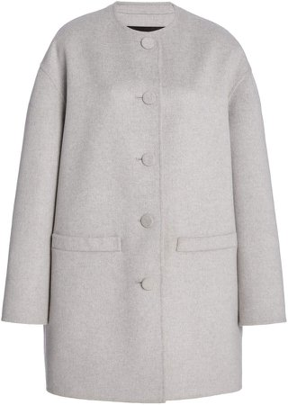 Marc Jacobs Wool-Cashmere Cardigan Coat