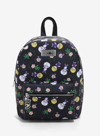 Hunter X Hunter Chibi Characters Mini Backpack