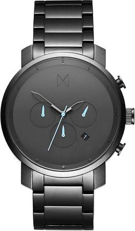 Chronograph Bracelet Watch, 45mm
