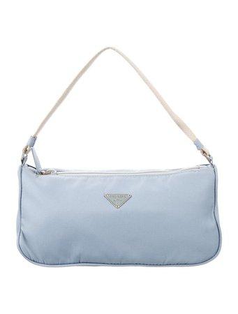 Prada Mini Vela Bag - Handbags - PRA171444 | The RealReal