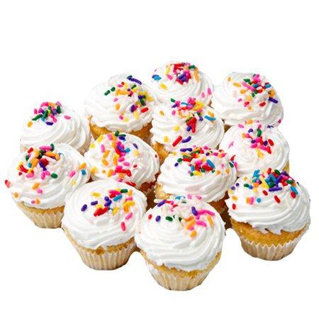 Mini Yellow Cupcakes Philadelphia | Order Mini Cupcake Delivery Philly
