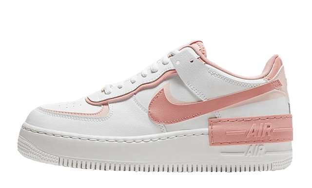 Nike Air Force 1 Shadow Pastel Pink | CJ1641-101 | The Sole Womens