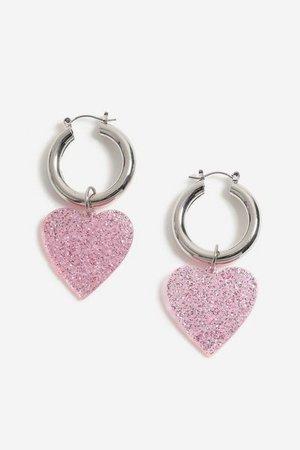 Pink Earrings Jewelry | Bags & Accessories | Topshop