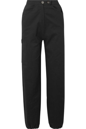 The Range | Cotton-blend twill cargo pants | NET-A-PORTER.COM