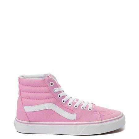 Vans Sk8 Hi Skate Shoe - Prism Pink   Journeys