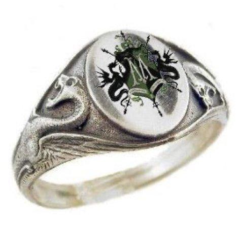 malfoy family ring