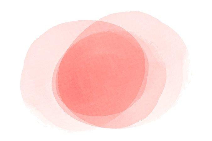 peach circle - Google Search