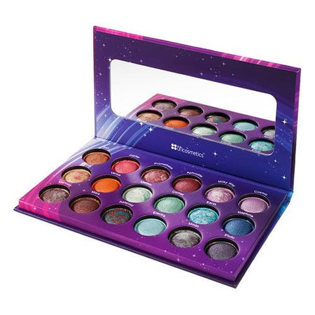BH Cosmetics Galaxy Chic Baked Eyeshadow Palette at BEAUTY BAY
