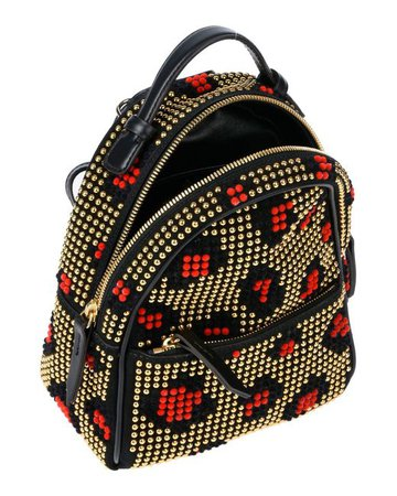 Lyst - Les Petits Joueurs Backpacks & Bum Bags in Black