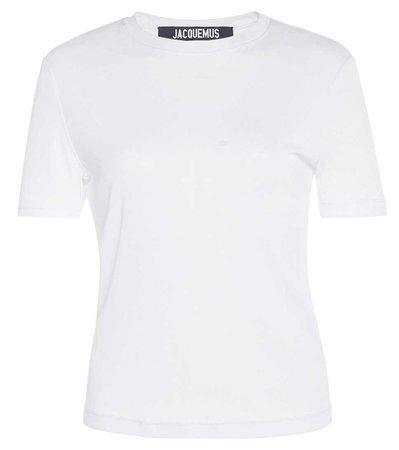 jacquemus white tshirt