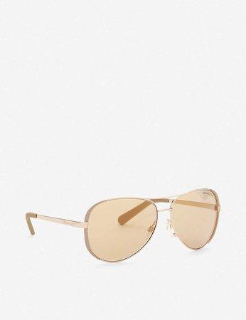MICHAEL KORS - Mk5004 Chelsea aviator sunglasses | Selfridges.com