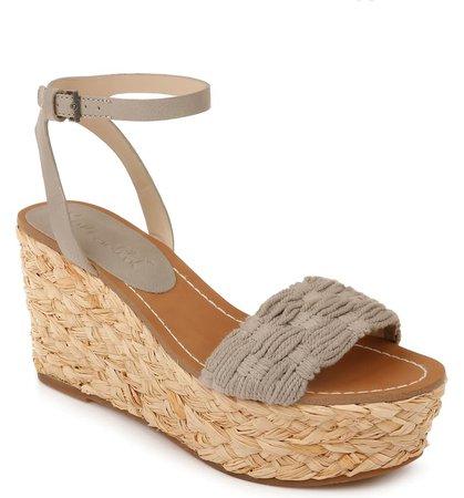 Splendid Marlene Platform Wedge Sandal (Women) | Nordstrom