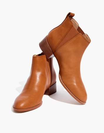 Women's Carina Ankle Boot | Madewell