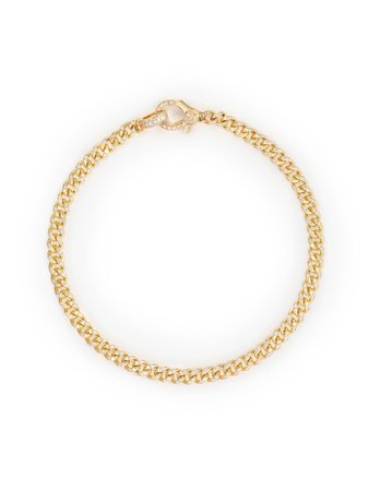 SHAY 18K Yellow Gold Diamond Link Bracelet - Farfetch