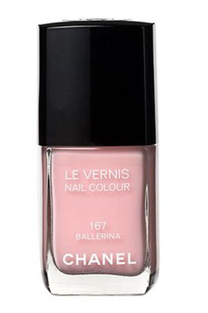 Chanel ballerina nailpolish