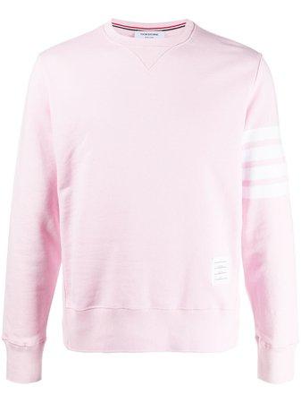 Thom Browne Engineered 4-Bar Sweatshirt - Farfetch