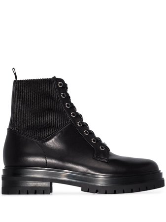 Gianvito Rossi Martis 20 Ankle Boots - Farfetch