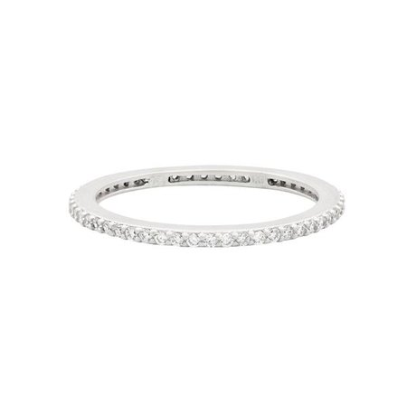 FREIDA ROTHMAN   All Pavé Stack Ring   Latest Collection of Graduation Gifts