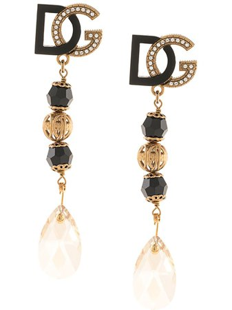 Dolce & Gabbana Dg Earrings | Farfetch.com