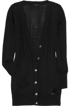 Gucci   Cashmere, silk and wool-blend cardigan   NET-A-PORTER.COM