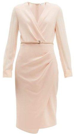 Manuel Dress - Womens - Pink