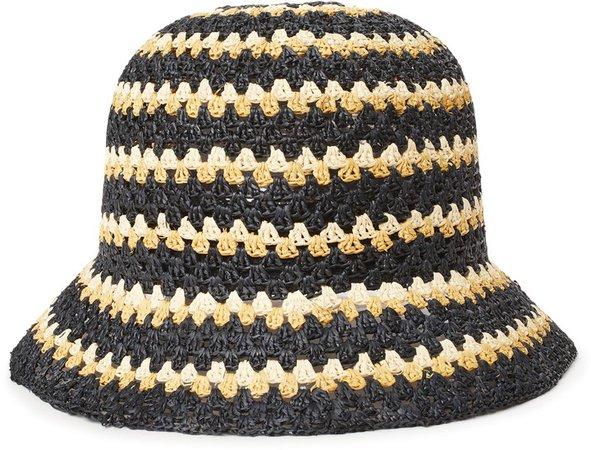Essex Raffia Bucket Hat