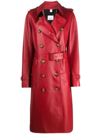 Burberry Kensington Trench Coat - Farfetch