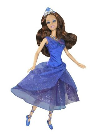 Barbie in the 12 Dancing Princesses Courtney Doll