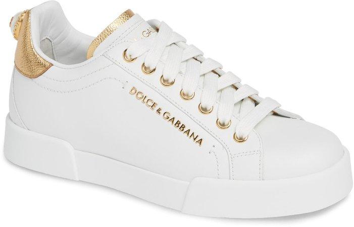 Portofino Embellished Sneaker